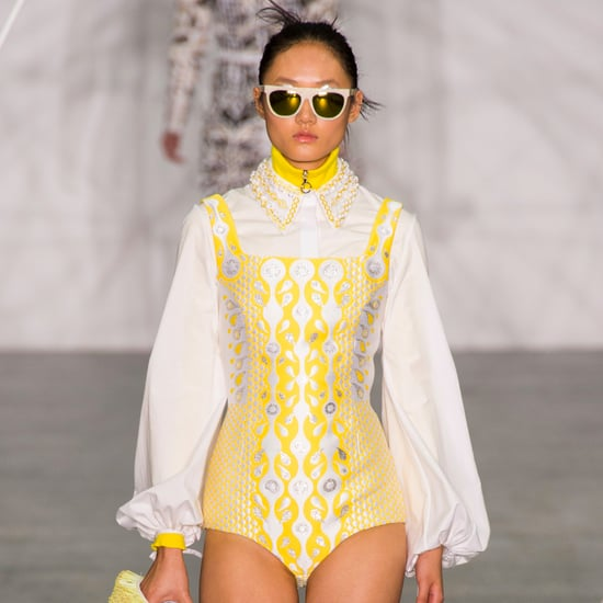 Holly Fulton Autumn/Winter 2016 at London Fashion Week