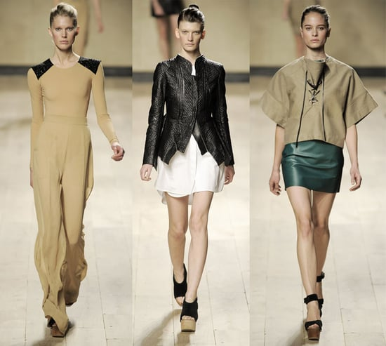 Phoebe Philo's First Major Collection For Celine, Spring 2010