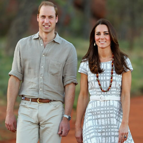 Kate Middleton and Prince William Matching Outfits