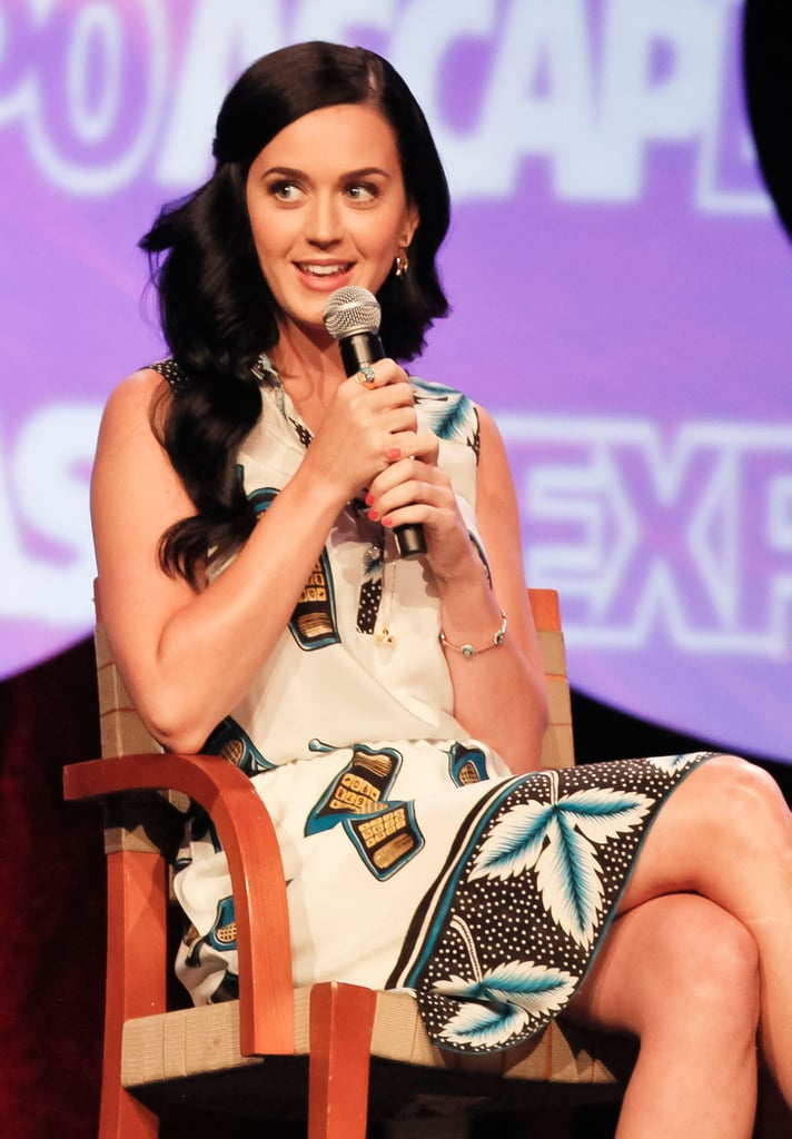 Katy Perry Gives Hints About Her Upcoming Third Album