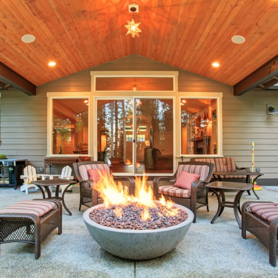 Outdoor Patio Firepits
