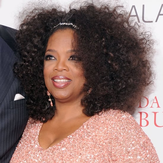 Oprah Winfrey's Natural Hair