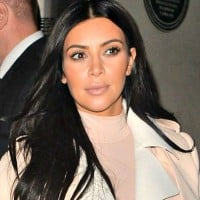 See Saint! Kim Kardashian shares adorable first photo of her son