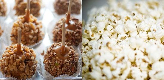 Would You Rather Eat Caramel Apples or Popcorn Balls