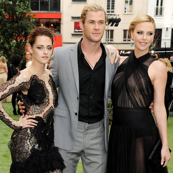Snow White and Huntsman London Premiere Pictures