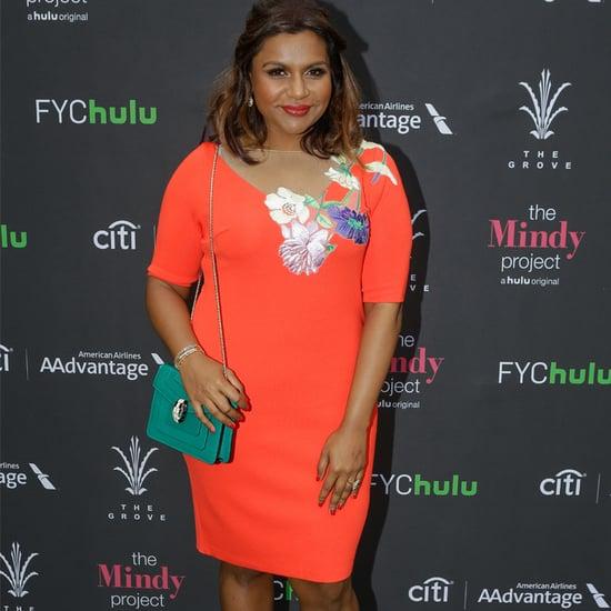 Mindy Kaling's Celebrity Style