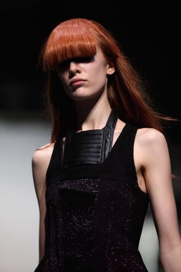London Fashion Week: Louise Goldin Fall 2009