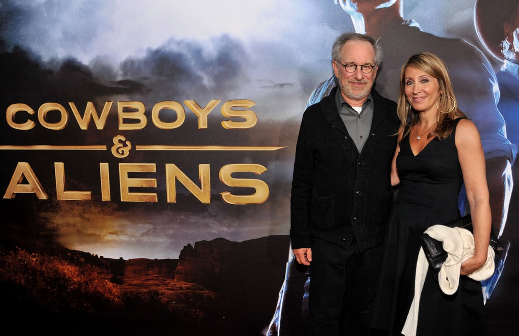 Steven Spielberg came out to support the film.
