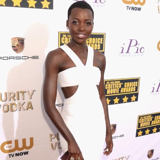 Lupita Nyong'o's Dress at Critics' Choice Awards 2014