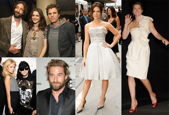 Photos of Jessica Biel, Kate Beckinsale, Rachel Weisz, Mark Ruffalo at the 2008 Toronto Film Festival