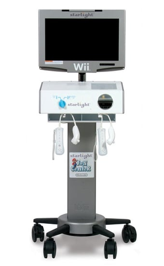 Hospitals in Canada and the US to Get Fun Centers With Wiis