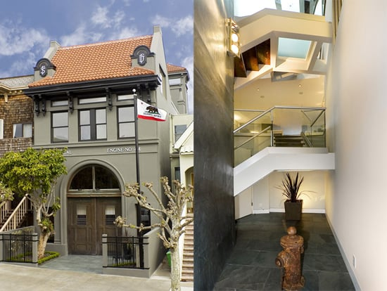 Coveted Crib: Firehouse No. 44