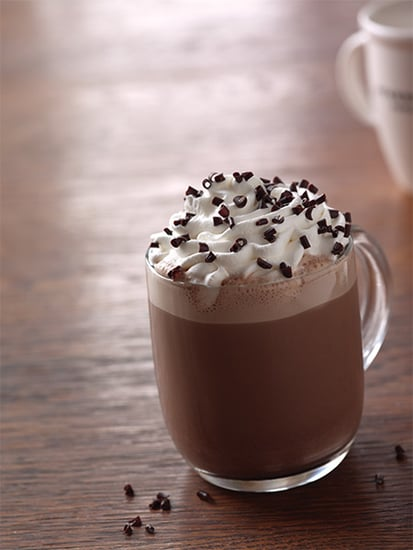 Starbucks Dark Cherry Mocha Arrives March 9, McDonald's Pilots Oatmeal