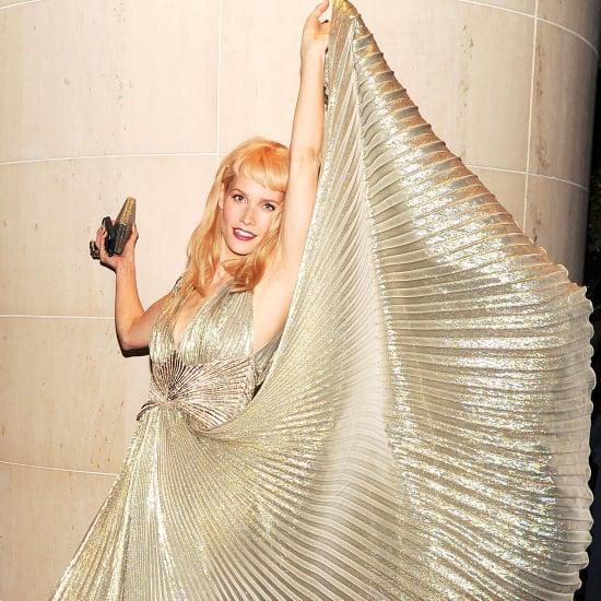Best-Dressed Celebrities and Models | April 12, 2013