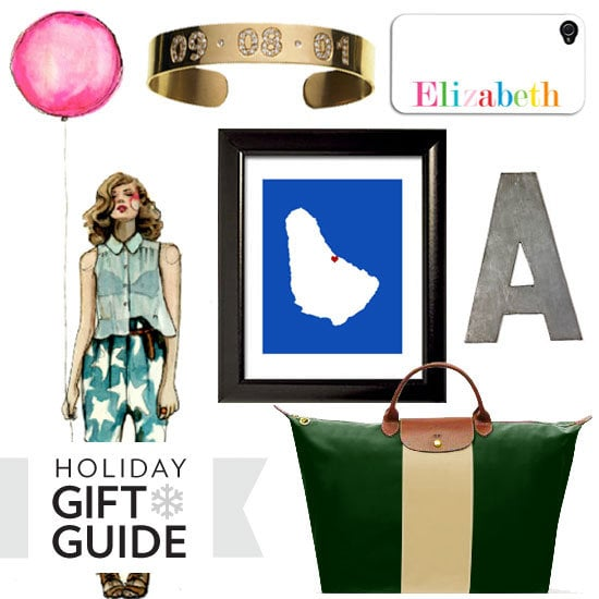 """Looking to impress your loved ones with an extraspecial gift this holiday season? Nothing says """"you're the bee's knees"""" like a personalized gift, and on that note, Fab handpicked 12 gifts that are sure to please even the most finicky friend."""