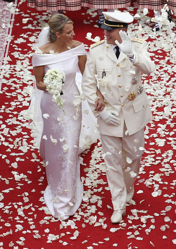 39. The Monaco Royal Wedding