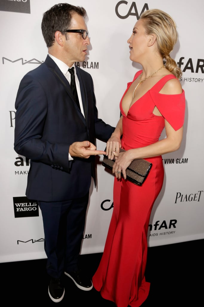 Kate Hudson and Kenneth Cole attended the gala at Milk Studios in LA.