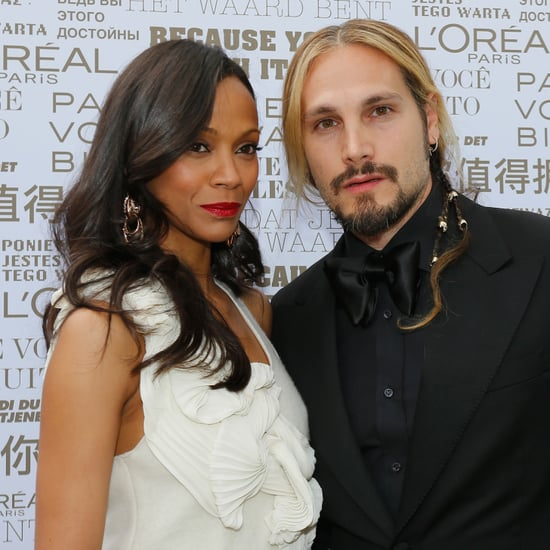 Zoe Saldana Husband | Video