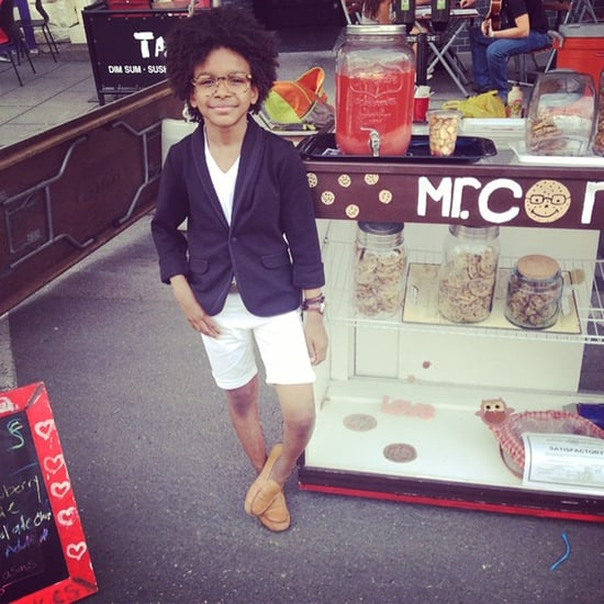 9-Year-Old CEO of Mr. Cory's Cookies