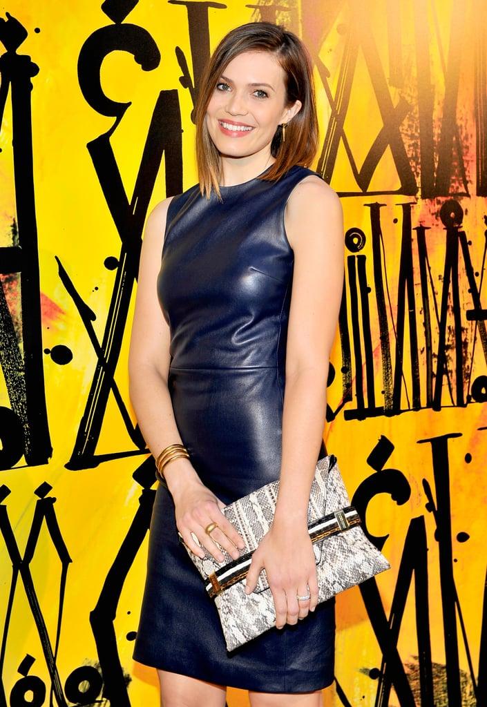 Mandy Moore = Amanda Leigh Moore