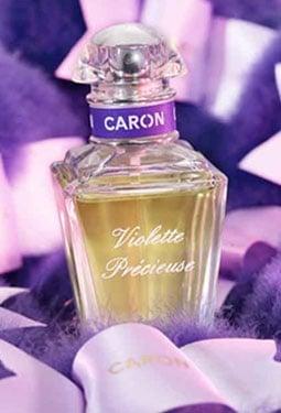 Caron's Violette Precieuse Is A Symbol of True Love