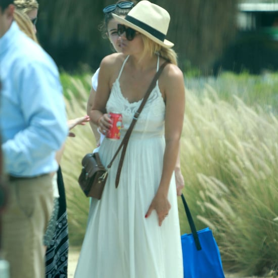 Lauren Conrad's White Dress Trend | Video