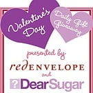DearSugar's RedEnvelope Valentine's Day Giveaway! 2008-02-06 08:55:22