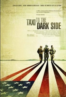 Oscar Movie Preview: Taxi to the Dark Side for Best Documentary