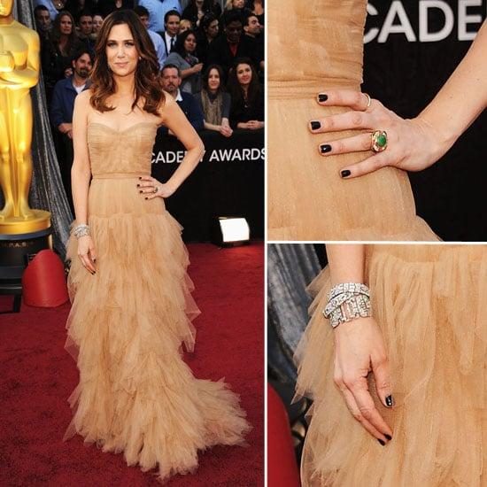 Kristen Wiig at Oscars 2012