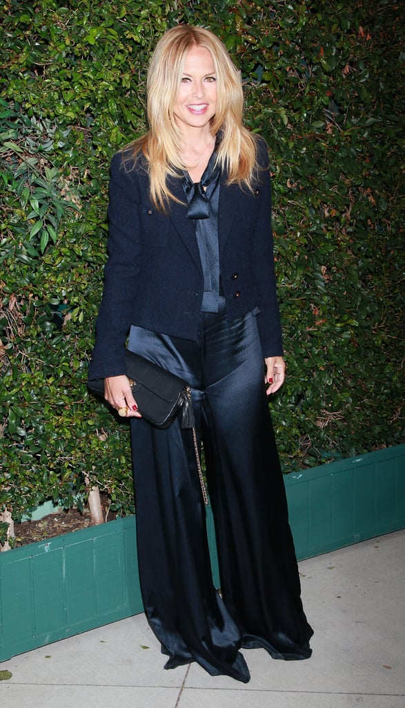 June 2011: Chanel's Benefit Dinner for the Natural Resources