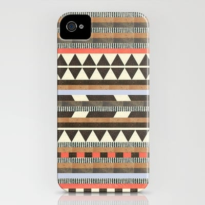 Aztec iPhone 4 and 5 Case