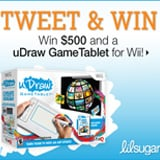 Wii, uDraw GameTablet Giveaway