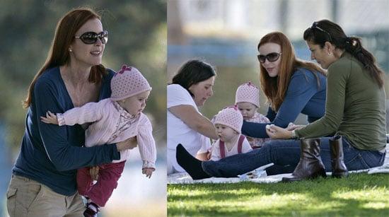 Marcia Loves Her Baby Breaks