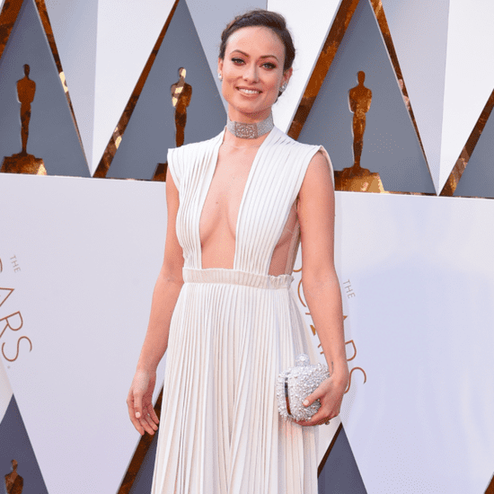 Olivia Wilde's Dress at the Oscars 2016