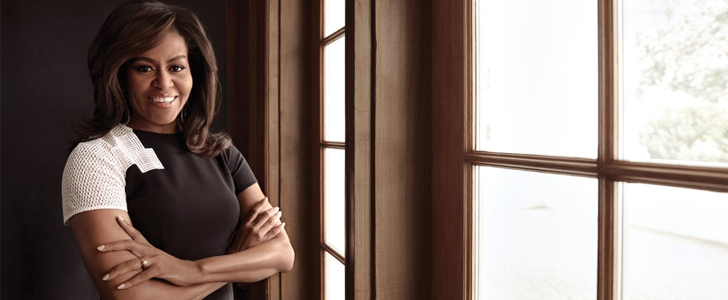 Michelle Obama Just Wore the Chic LBD That's Unlike Anything Already in Your Closet