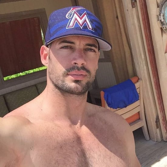 William Levy Shirtless Selfies
