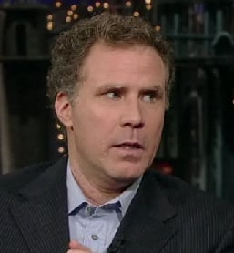 Will Ferrell Sings Maria from West Side Story on David Letterman