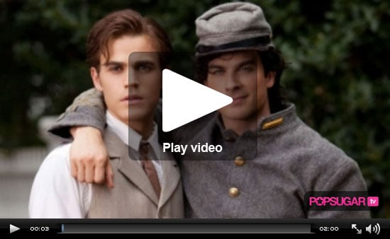New Moon Details, Vampire Diaries Goes Old Timey, Our Exclusive Glee Greeting, and Winner of LL's 6126 Leggings Contest