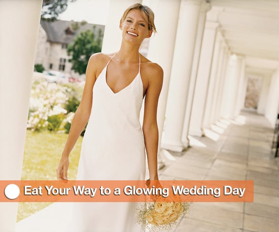 What to Eat For Healthy Skin and Hair Before Your Wedding