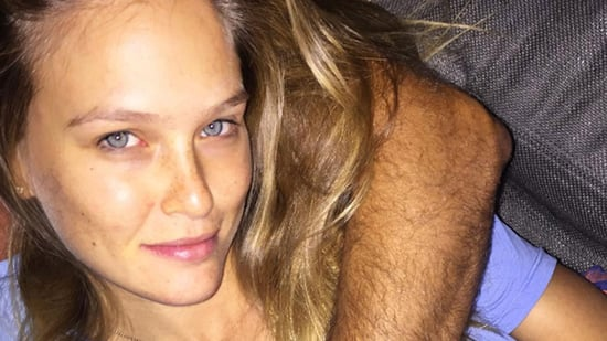 Bar Refaeli Posts Bikini-Clad Pool Pic Just 3 Weeks After Giving Birth