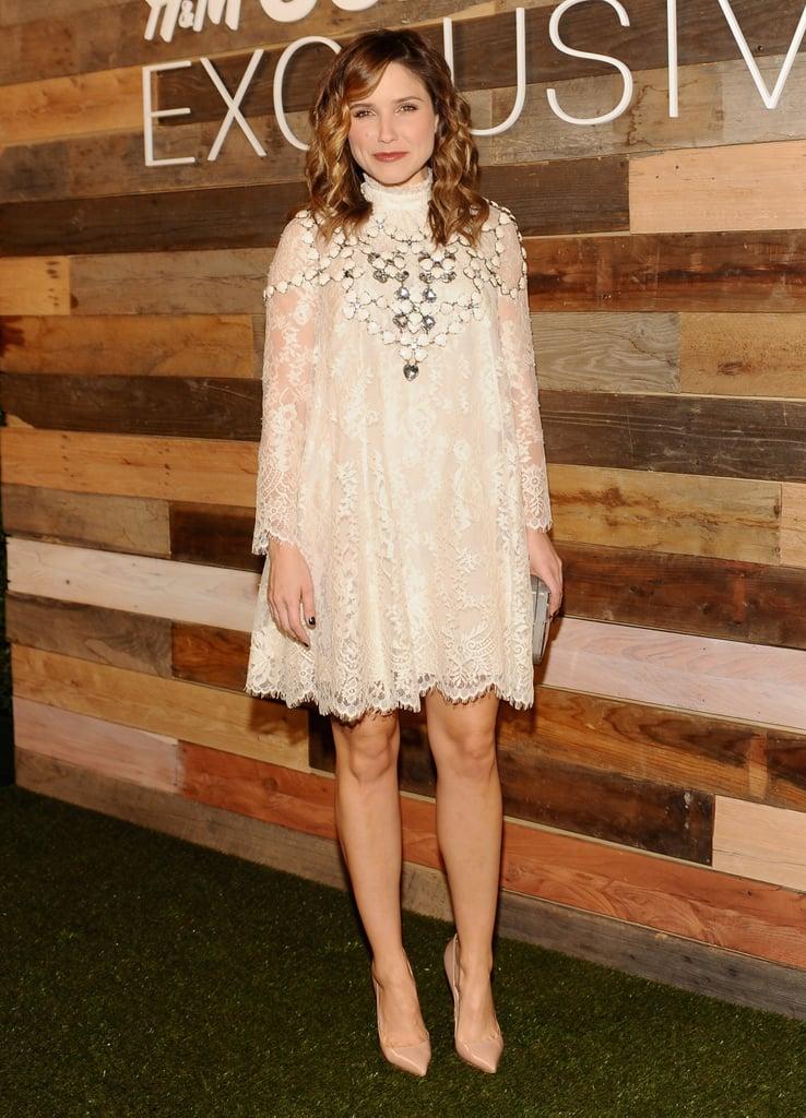 Sophia Bush Wearing H&M Conscious Collection