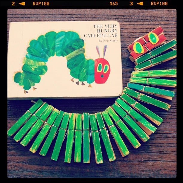 Crafting With Clothespins