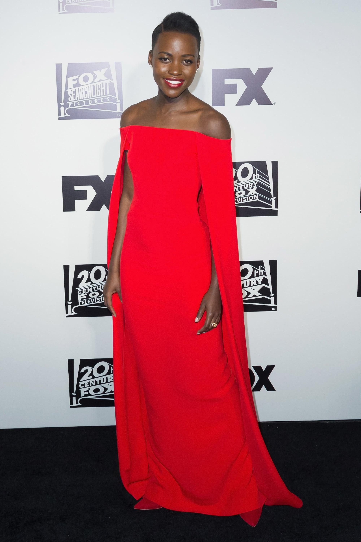 Lupita Nyong'o: Best Supporting Actress Nominee