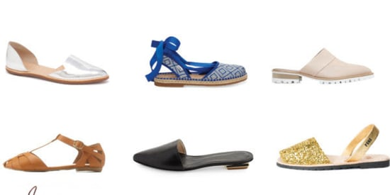 9 Closed-Toed Sandals For Those Between-Pedicure Days