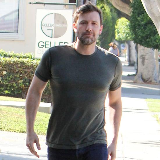 Ben Affleck Out in LA April 2016