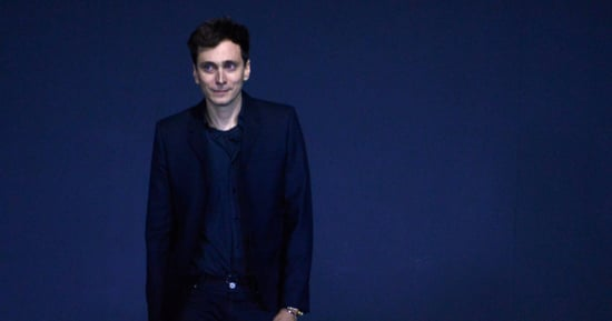 Hedi Slimane Got His Former Employer to Pay Him $13 Million
