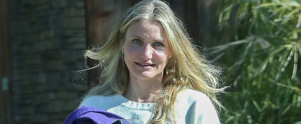 Cameron Diaz Updates Her Engagement Ring With a Massive Diamond Stunner