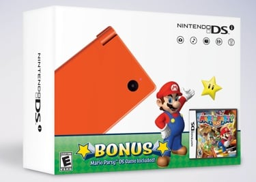 Green and Orange Nintendo DS For Black Friday Sales