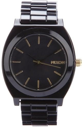 Nixon 'The Time Teller' watch