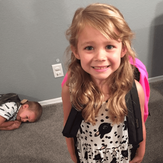 Funny First-Day-of-School Photos